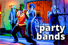 Chase Music and Entertainmet - Miami FL Corporate Entertainment Bands - Party Bands