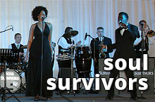 Chase Music and Entertainmet - Miami FL Corporate Entertainment Bands - Soul Survivors
